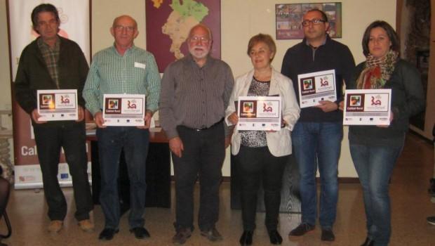 """El 21 de octubre, tuvo lugar en la sede de ADIBAMA (Albalate del Arzobispo) el acto de entrega de nuevas certificaciones a empresas portadoras de la marca """"Calidad Rural norteTeruel"""". […]"""