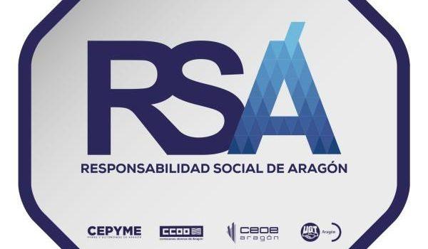 Al haber completado el proceso de adhesión al Plan de Responsabilidad Social de Aragón, la Mesa de la RSA, cuya reunión tuvo lugar el 9 de noviembre de 2017, nos […]