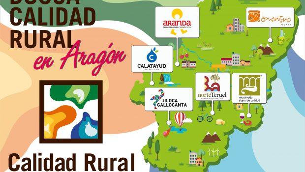 Los grupos LEADER que participamos en el proyecto de cooperación CALIDAD RURAL EN ARAGÓN estamos llevando a cabo unacampaña publicitaria de esta marcaque compartimos cinco territorios aragoneses. A lo largo […]
