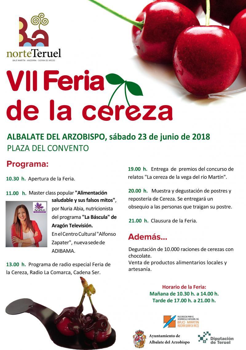 VII Feria de la Cereza