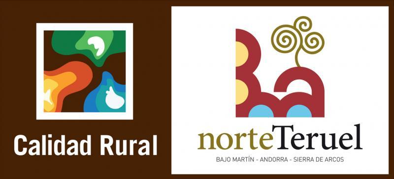 ENTREGA DE ACREDITACIONES DE LA MARCA Calidad Rural norteTeruel
