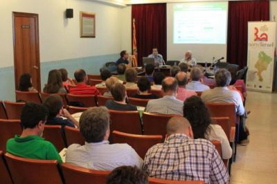 Sesión informativa del 17 de junio en Albalate del Arzobispo